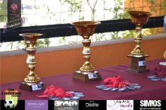 Trofeos Copa Rose