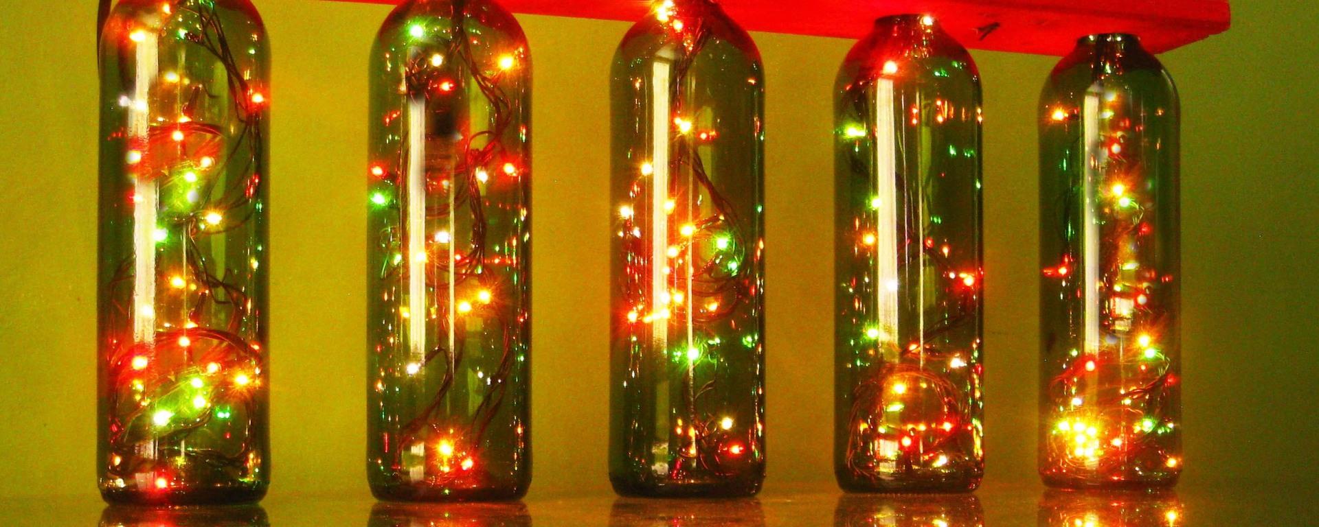 10 Ideas Para Reciclar Botellas De Vino En Navidad The Big Wine Theory - Ideas-para-el-reciclaje