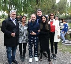 Alejandro Plana, Ana Pont Lezica, Miguel Consoli y Beatriz Logrippo