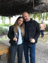 Cecilia Quiroga y Horacio Schreiber